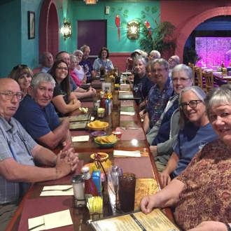 Lutheran Lunchers July 2018